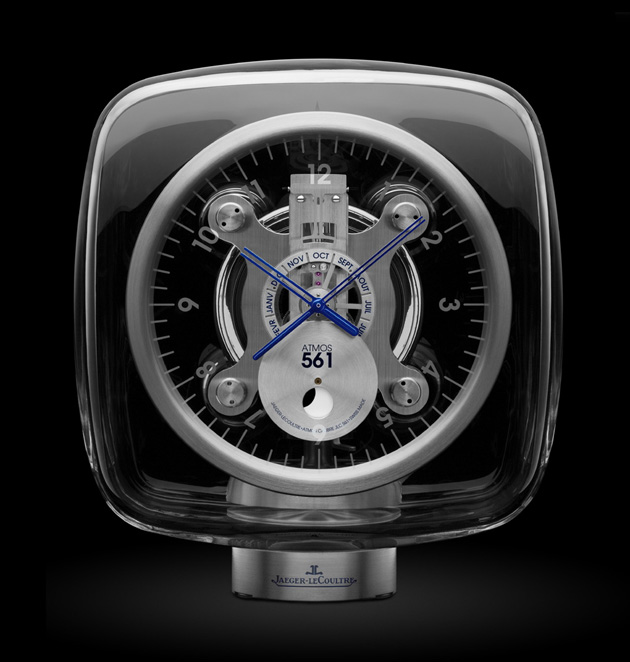 Marc Newson * Influential Designer and Unique Design Atmos 561 Clock 2008 Jaeger Le Coultre
