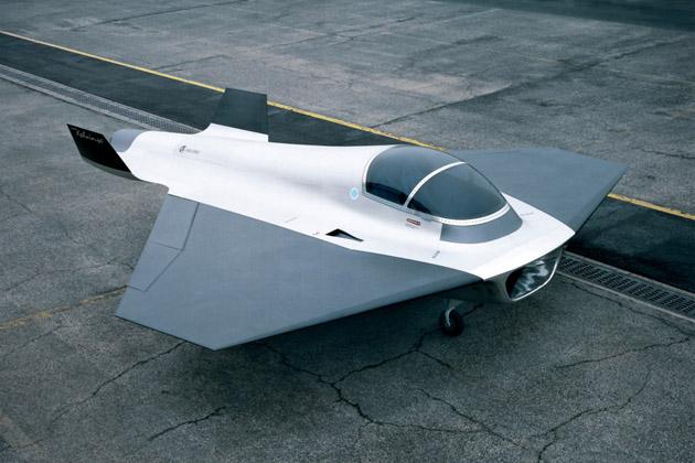 Marc Newson * Influential Designer and Unique Design Kelvin40 Concept Jet 2003 Fondation Cartier pour l art contemporain