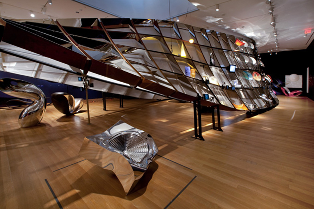 Ron Arad * The Museum of Modern Art 1250626953arad02