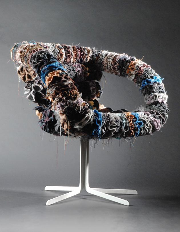 Ryan Frank Iconic Inja Chair Design Gallerist Rare