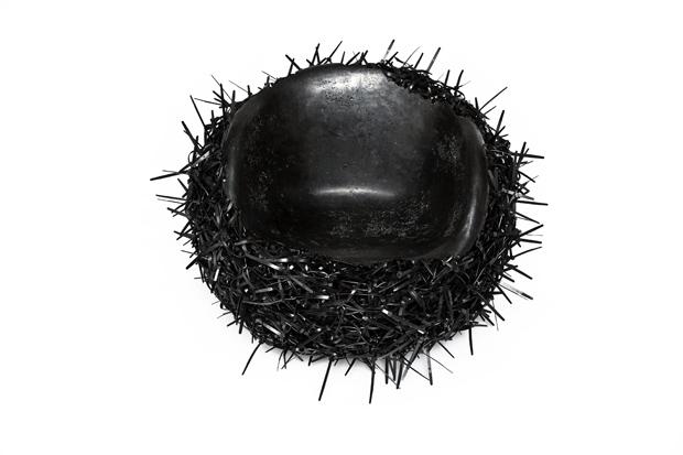 """""""Tom Price - Interior Designer Interviews - Best Interior Designers""""  Tom Price Meltdown Chair Cable Tie 3"""
