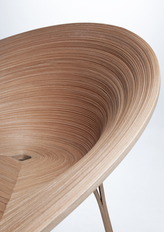 tamashii * unique industrial design chair | design gallerist