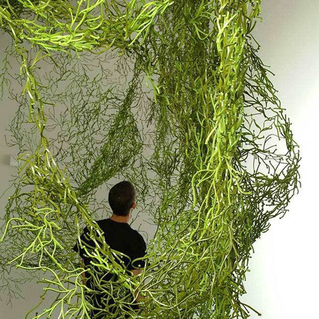 Ronan & Erwan Bouroullec * 15 years of design Works Bouroullec Algue web