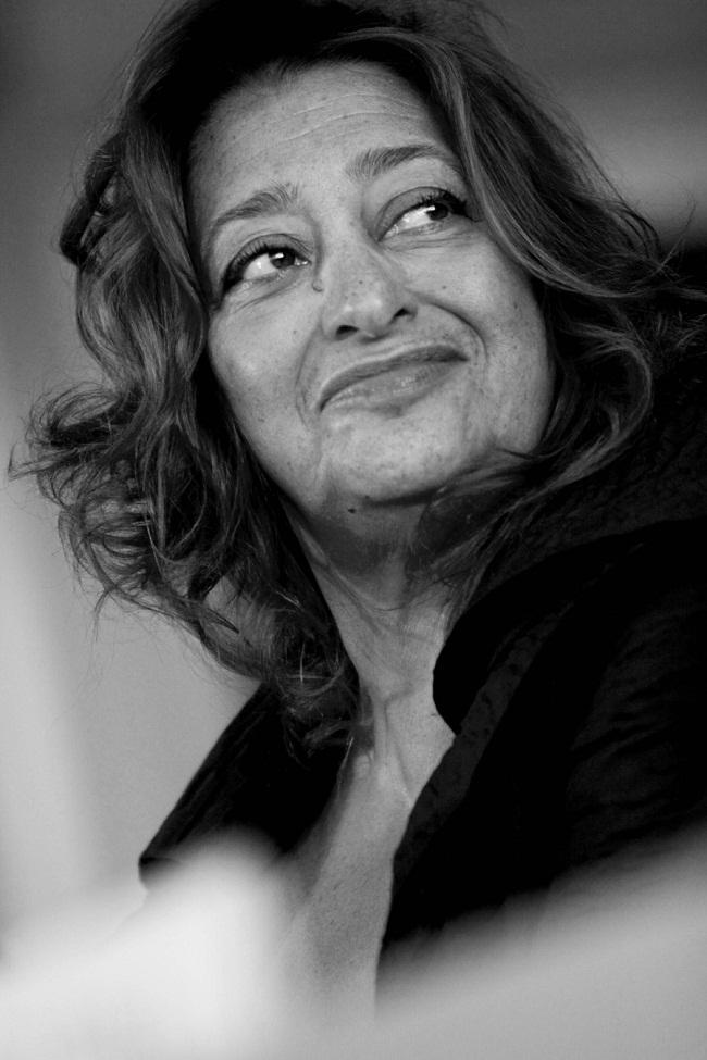 Zaha Hadid zaha hadid photo simone cecchetti 900 C  pia