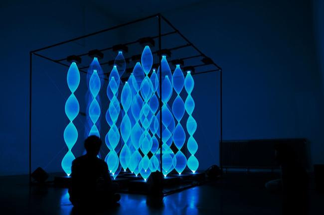 Dancing Patterns * Blue Light  img 2