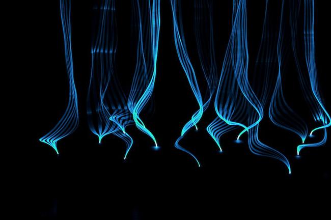 Dancing Patterns * Blue Light  img 3