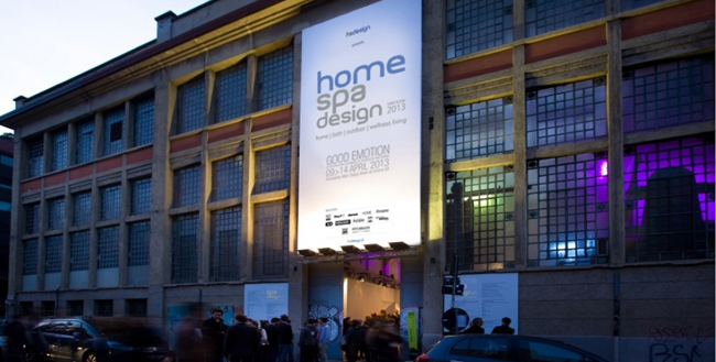 Home Spa Design * Milan'13 Img0 Home Spa Design Fuorisalone 2013 Milan