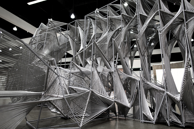 Screenplay * Industry Img2 Idustry Gallery LA Screenplay exhibition Oyler Wu Collaborative architecture design