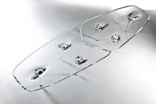 The Liquid Glacial Img2 Zaha Hadid The Liquid Galcial Furniture