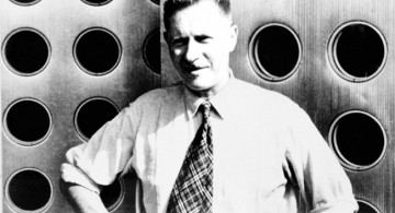 Jean Prouvé * Furniture designer and architect