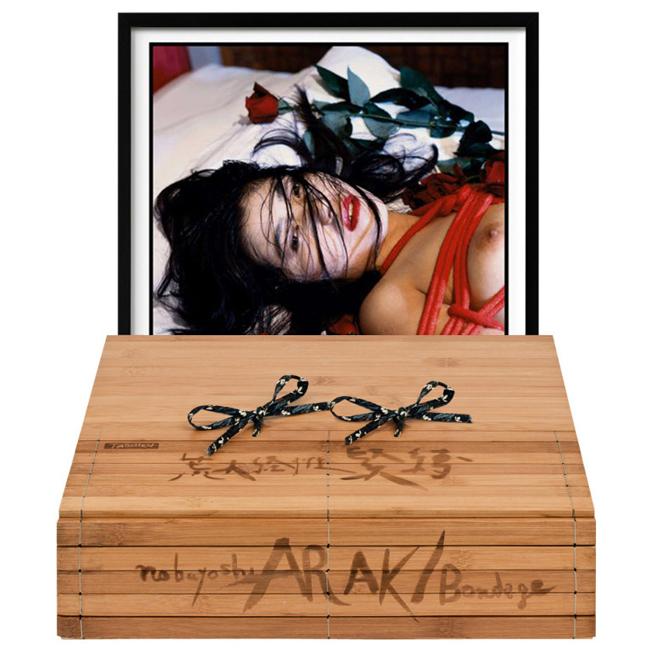 Nobuyoshi Araki * Art Limited Edition Book 02 Nobuyoshi Araki japanese photographer contemporary artist art limited book