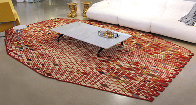 2.. losangeSR Losanges Rug Collection * Bouroullec Brothers
