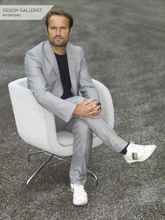 Alexander Lervik * Exclusive Interview Alexander Lervik1