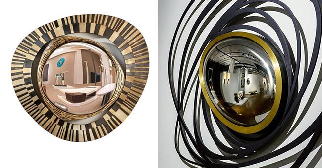 Hervé Van der Straeten *  Hand-craft Exclusive Design MIRORRRR
