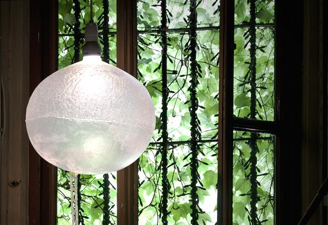 Flexible Lightbulbs * Booo 2 Globe light Nacho Carbonell