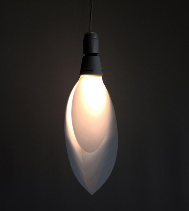 Flexible Lightbulbs * Booo 7 formafantasma light species