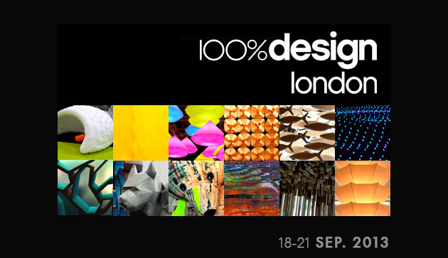 100% Design London * UK Event 0