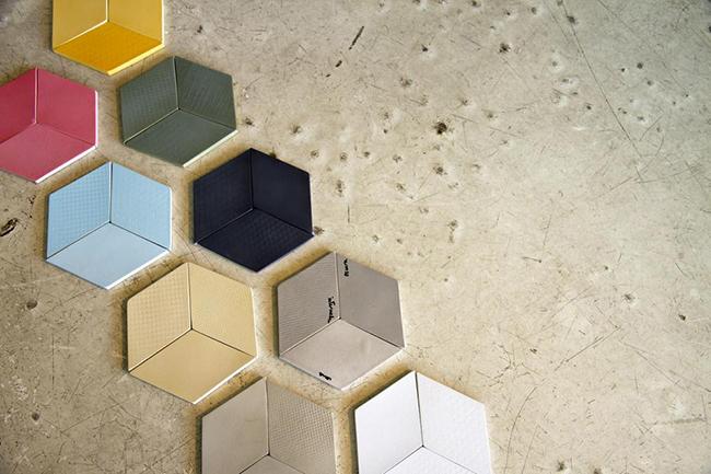 Raw edges and urquiola mutina design gallerist rare - Piastrelle mutina ...