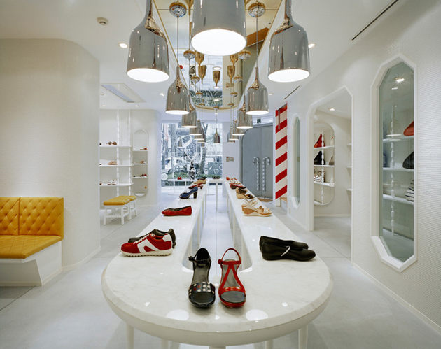 Jaime Hayon * Shoes that Squeak 2 Tokio Camper Shop by Jaime Hayon1