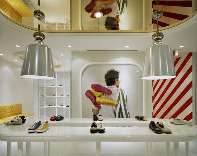 Jaime Hayon * Shoes that Squeak 3 Tokio Camper Shop by Jaime Hayon1