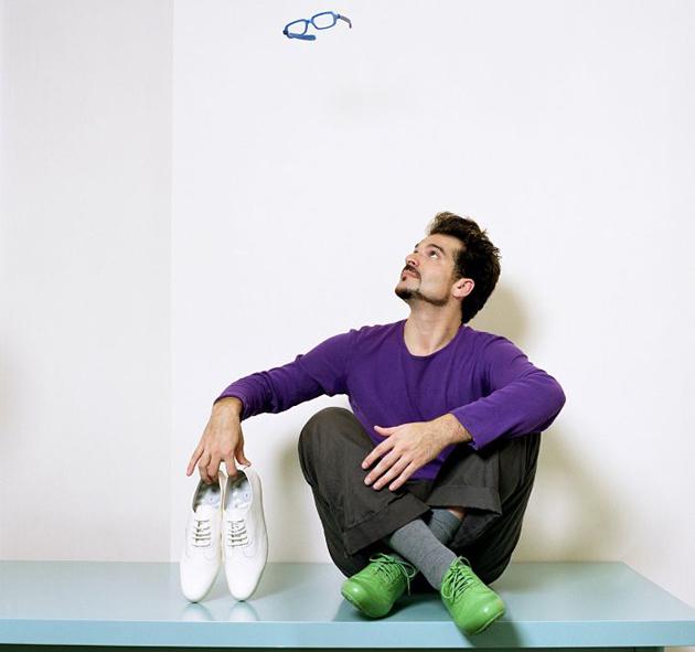 Jaime Hayon * Shoes that Squeak marchayon camper