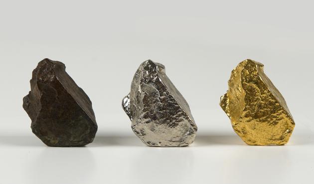 Bob Van Breda - news year golden contemporary pieces  NEW YEAR's Golden Pieces * Contemporary design Bob Van Breda