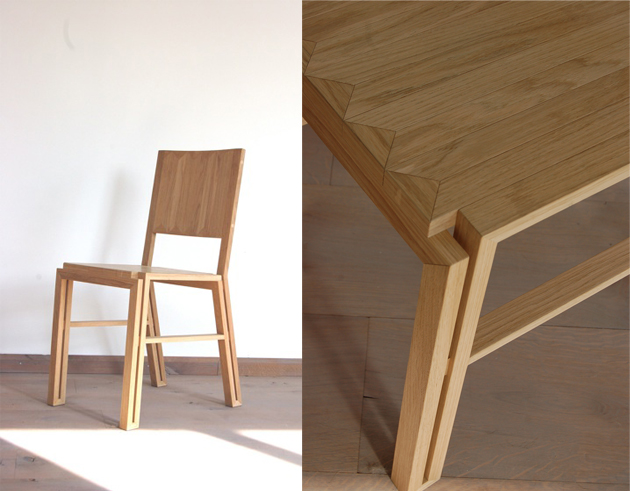 Reiner Boscn chair flower - Life, death and contemporary design