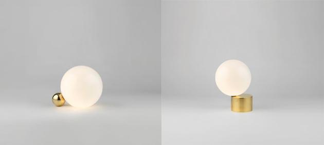 michael anastassiades - New Year golden contemporary pieces  NEW YEAR's Golden Pieces * Contemporary design michael anastassiades tip of the tounge dpages blog
