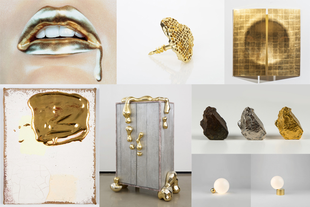 new-year-golden-contemporary-pieces  NEW YEAR's Golden Pieces * Contemporary design new year golden contemporary pieces2