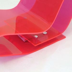 lcp chaise longue maarten van severen for kartell italien 1997 design gallerist rare. Black Bedroom Furniture Sets. Home Design Ideas