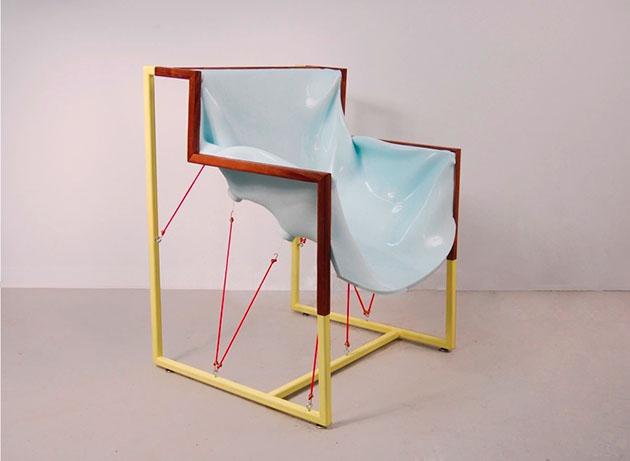 Misha Kahn-Bizarre design trend Misha Kahn Bizarre design trend chair
