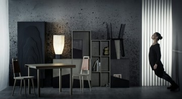 Modern Wood Tailoring Chair * FÄRG&BLANCHE