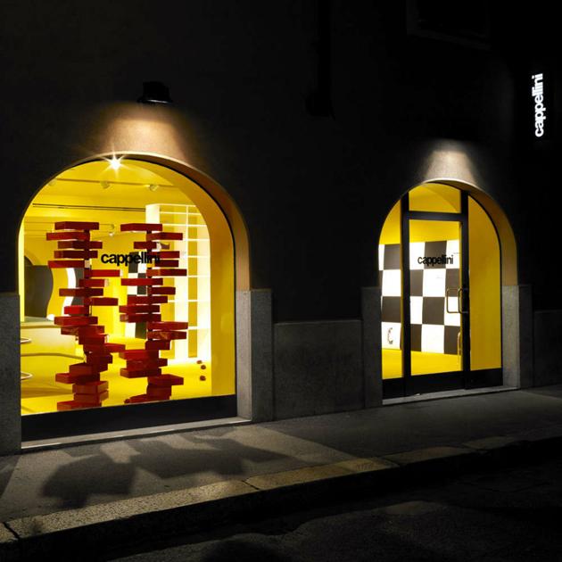TOP 10 Brera Design Showroom * iSaloni 2014 10 Brera Design District Showroom you must visit at iSaloni 2014 Cappellini