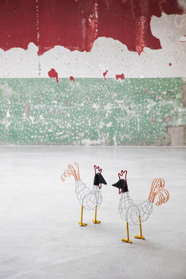 The Marni Animal House * Salone Del Mobile animal house Marni installation viale umbria 12