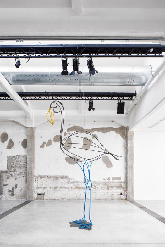 The Marni Animal House * Salone Del Mobile animal house Marni installation viale umbria 5