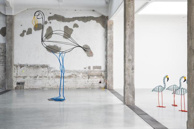 The Marni Animal House * Salone Del Mobile animal house Marni installation viale umbria
