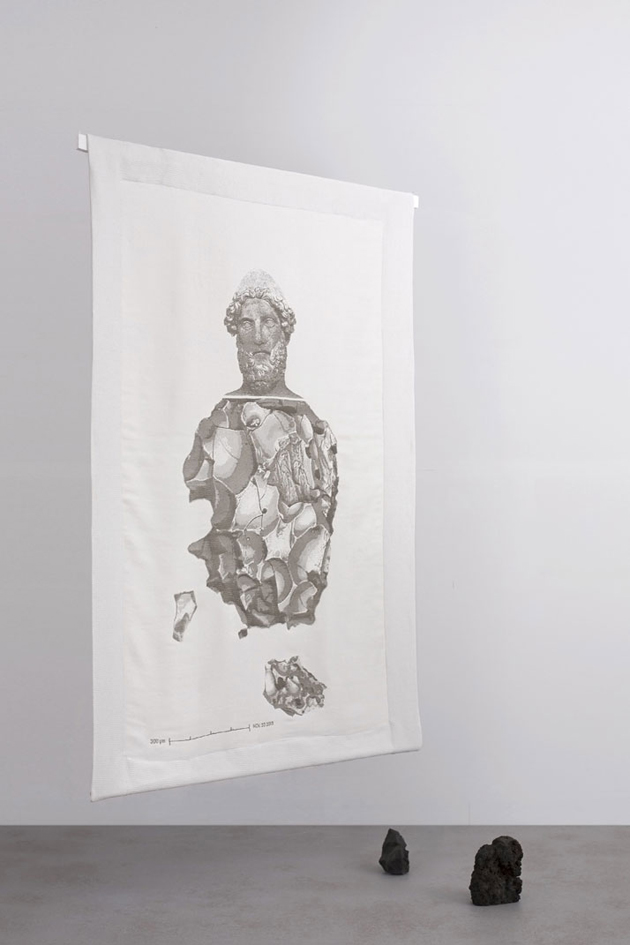 Gallery Libby Sellers London *StudioFormafantasma 0 De Natura Fossilium Studio Formafantasma yatzer