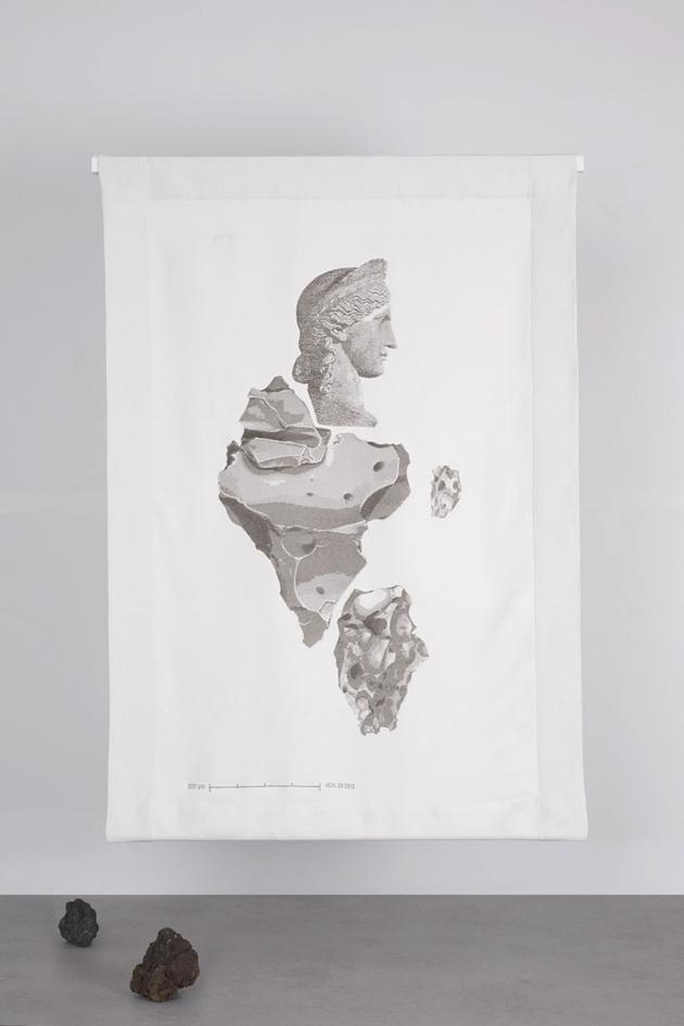 Gallery Libby Sellers London *StudioFormafantasma 14 De Natura Fossilium Studio Formafantasma yatzer