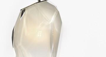 arik levy lasvit crystal rock 08 design gallerist rare unique products. Black Bedroom Furniture Sets. Home Design Ideas
