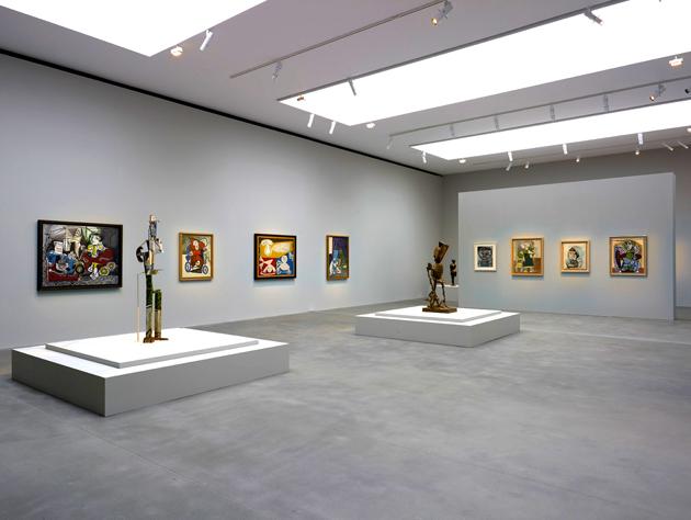 Best 5 Galleries * Uptown New York gagosian gallery