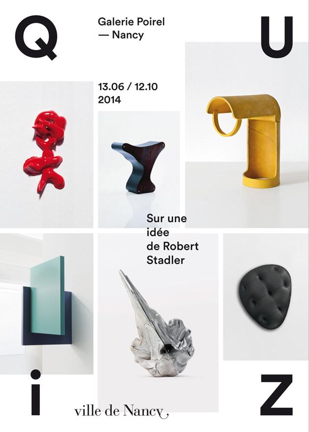 Studio Robert Stadler * Poirel Gallery Nancy ef2m InvitationrectoLD 2