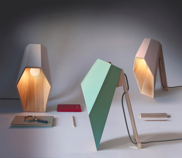 Woodspot table lamp for Seletti by Alessandro Zambeli  Wood Table Lamp*Seletti by Alessandro Zambelli Woodspot Alessandro Zambelli Seletti 1