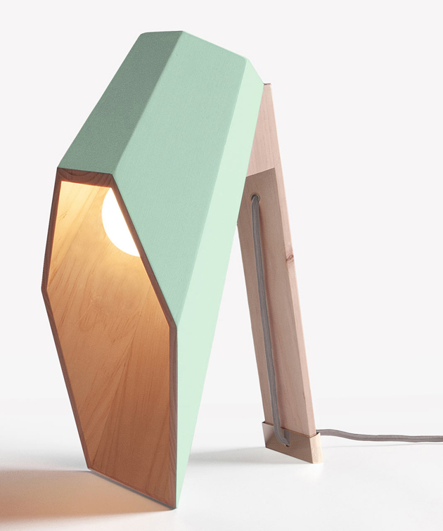 Woodspot table lamp for Seletti by Alessandro Zambeli  Wood Table Lamp*Seletti by Alessandro Zambelli Woodspot Alessandro Zambelli Seletti 6