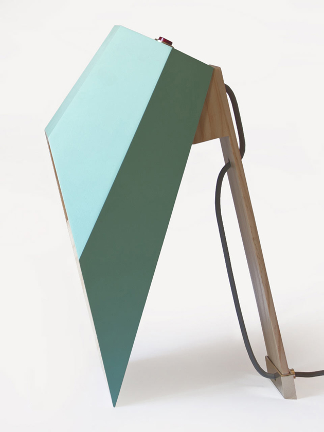 Woodspot table lamp for Seletti by Alessandro Zambeli  Wood Table Lamp*Seletti by Alessandro Zambelli Woodspot Alessandro Zambelli Seletti 7