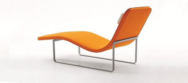 landscape chair mid century  'Landscape' chaise mid century * Jeffrey Bernett landscape02dailyicon