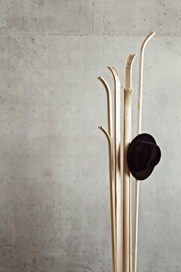 Contemporary hanger Tilia Alicja Prussakowska Design