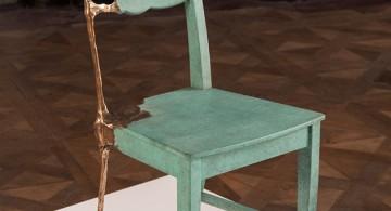 Reused Furniture sculptural-bronze-age-furniture-tjep-melted-reused-design-art