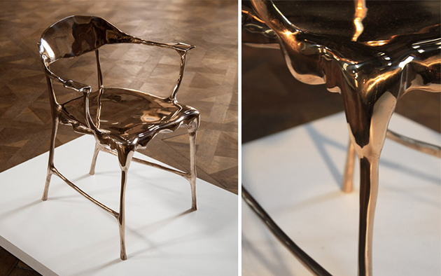 sculptural-bronze-age-furniture-tjep-melted-reused-design-art-galley-13  Bronze Age Chairs * Tjep Designblok Prague sculptural bronze age furniture tjep melted reused design art galley 13