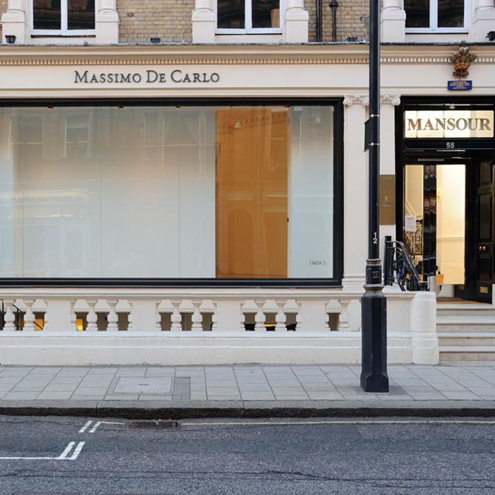 MASSIMODECARLO  Art Basel * Top 10 LONDON ART Galleries MASSIMODECARLO