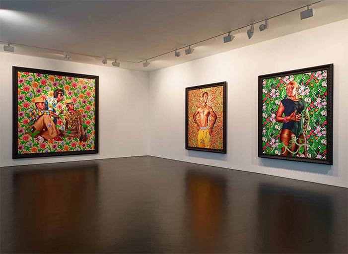 stephen-friedman  Art Basel * Top 10 LONDON ART Galleries stephen friedman